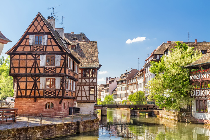 Alsace cities