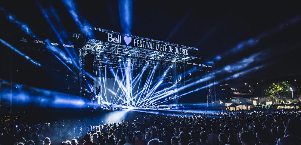 2020 Quebec City Summer Festival.Quebec City Summer Festival Travel Top 6
