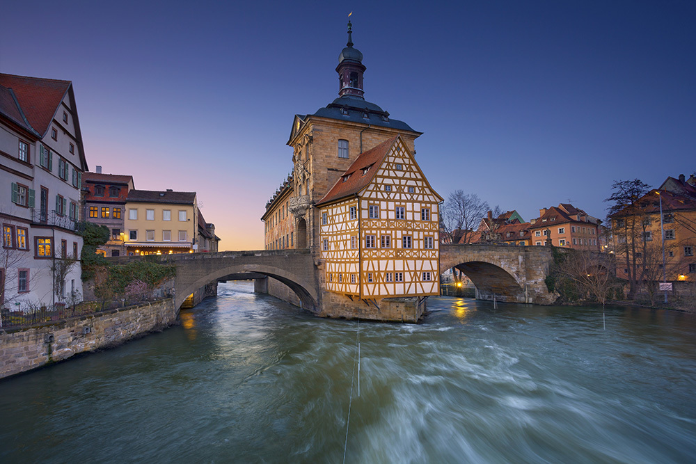 Bamberg Long Exposure