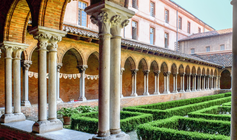 Basilica of St Sernin in Toulouse 2