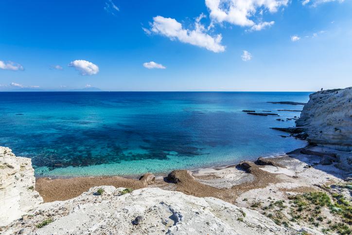 Beach alacati