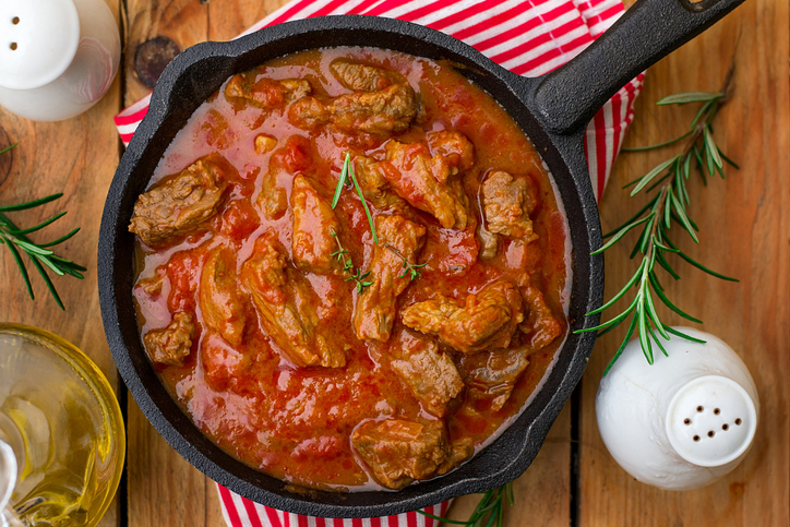 Beef stew marseille