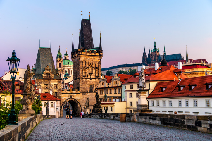 Castle of Prague