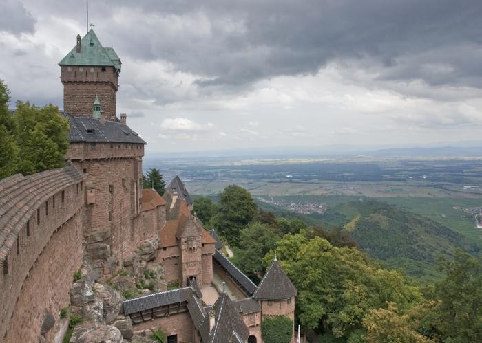 Château du Haut Kœnigsbourg