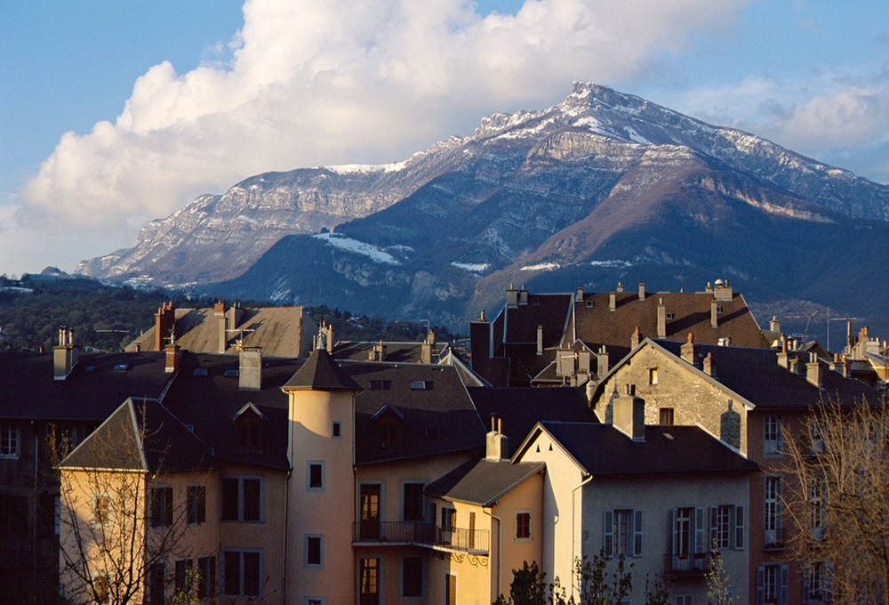 City of Chambery Mountain View
