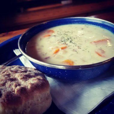 Cuisine locale à Yellowknife