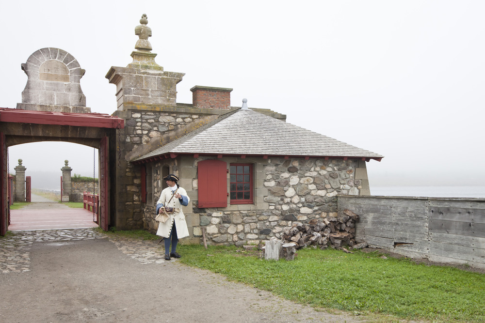 Explore the Fortress of Louisbourg Atlantic Canadas Lost Citadel Building