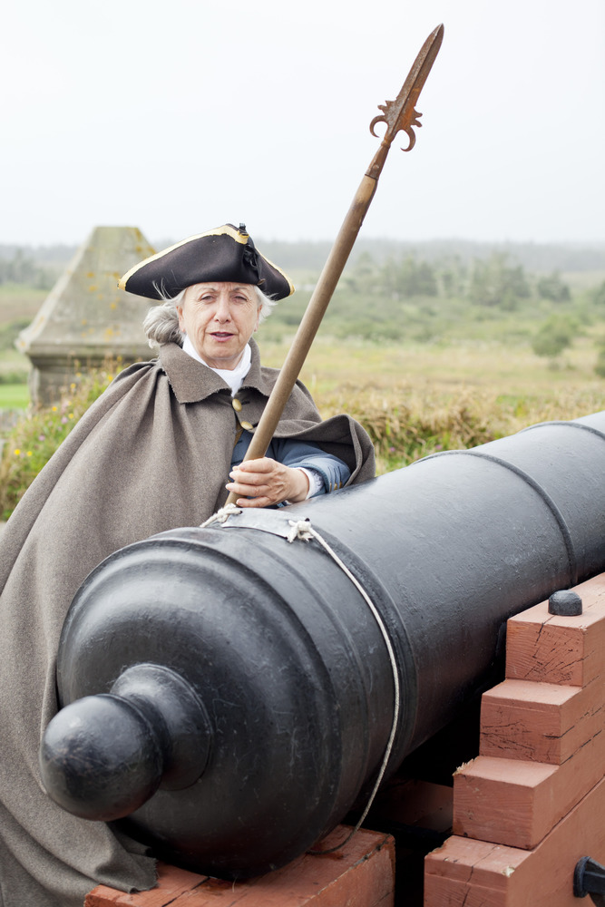 Explore the Fortress of Louisbourg Atlantic Canadas Lost Citadel Cannon