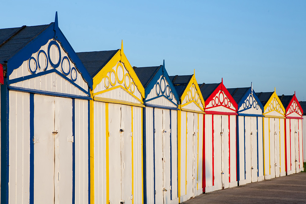 Great Yarmouth Beach Huts