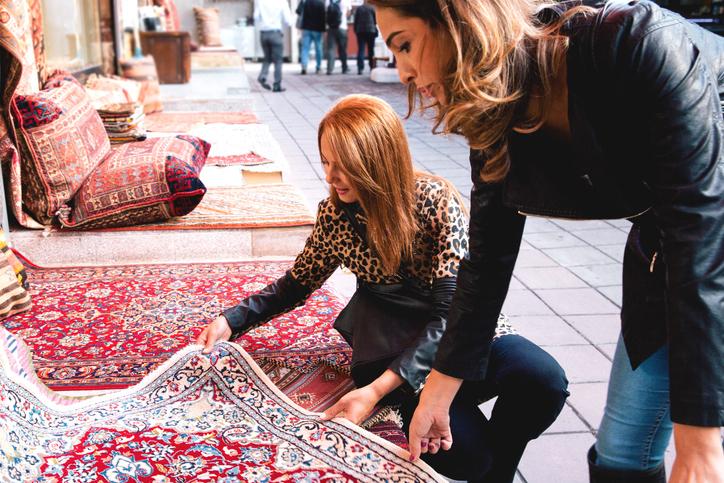 Istanbuls grand bazaar