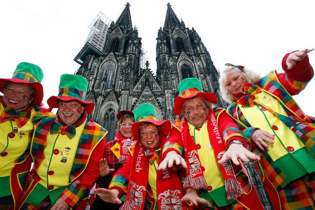 Karnevale Cologne