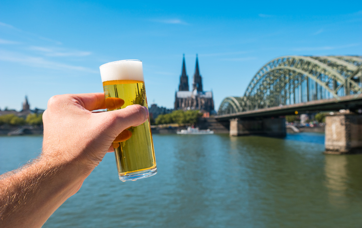 Kolsch at Cologne