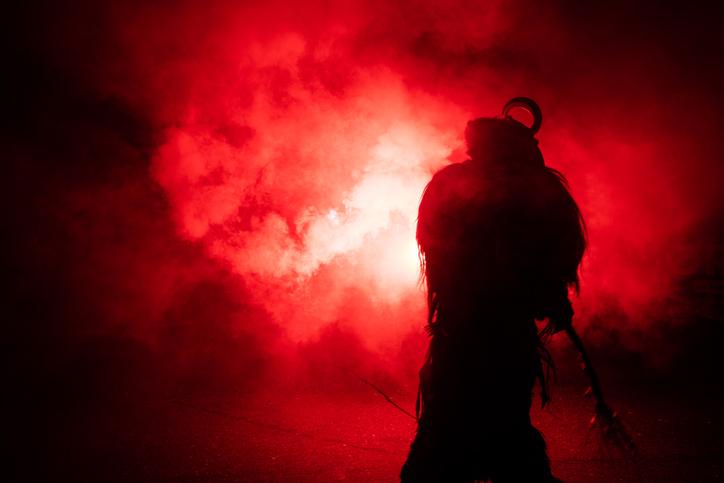 Krampushnacht in Austria