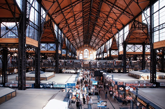 Market Hall Budapest