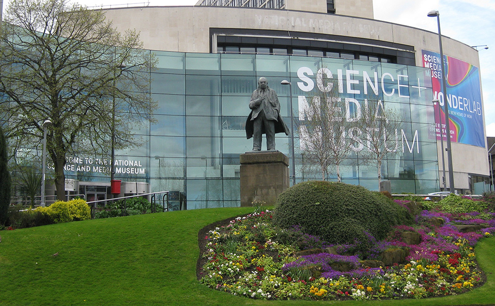 National Science and Media Museum Bradford