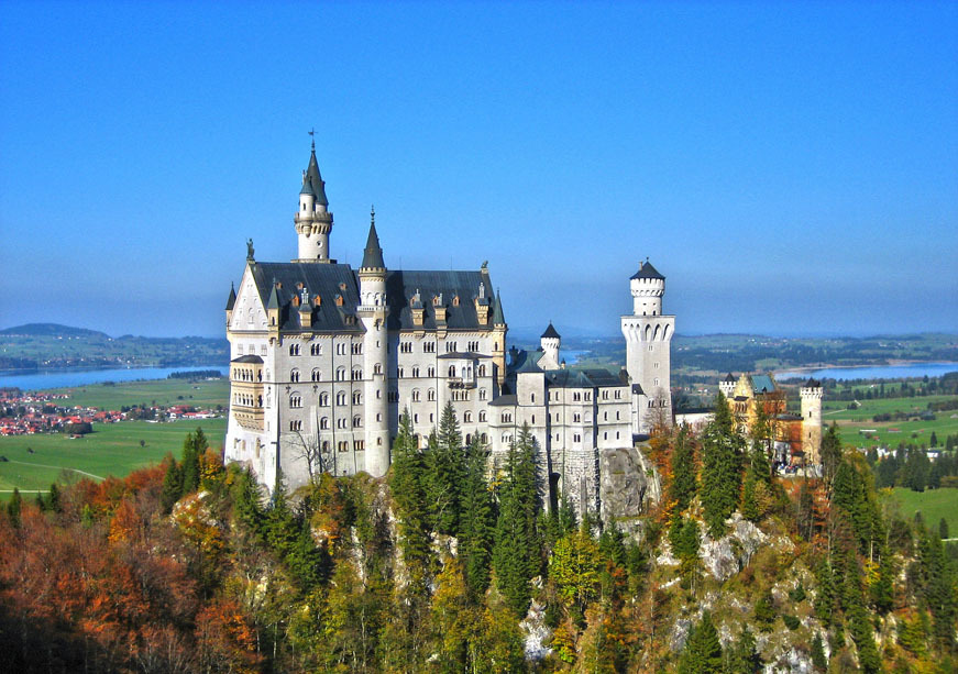 Neuschwanstein-Germany