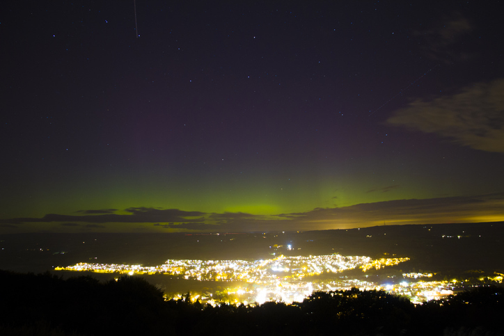 Northern Lights Yorkshire