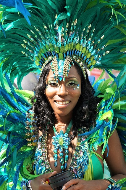Notting-Hill-Carnival-Dancer