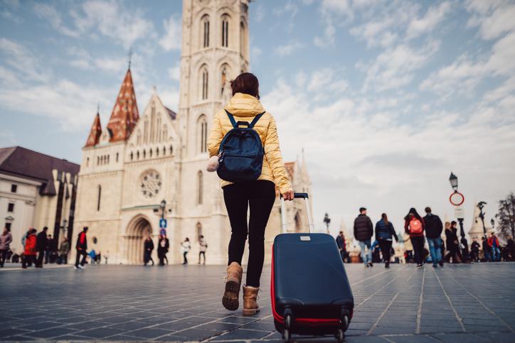 Solo Traveller Budapest