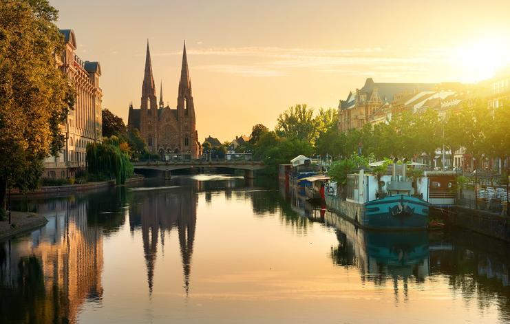 Strasbourg Romance 1