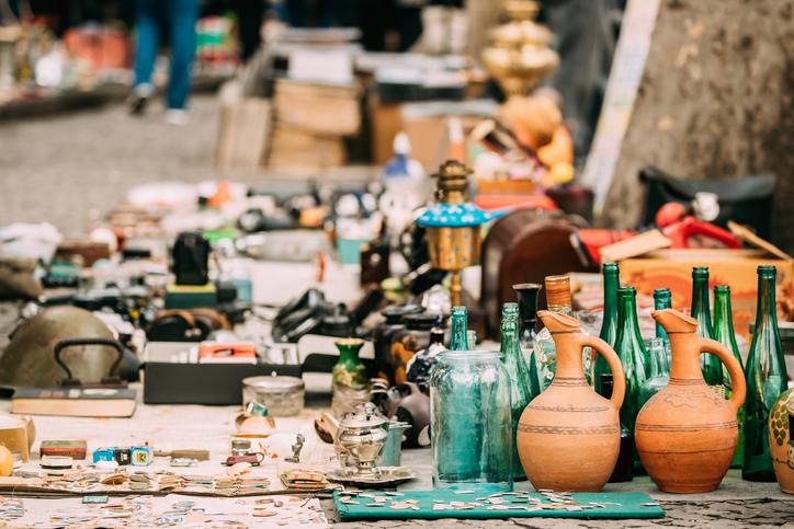 Trinkets Lille Flea Market