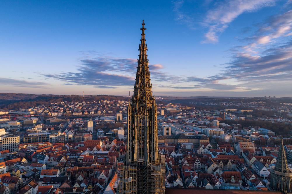 Ulm aerial