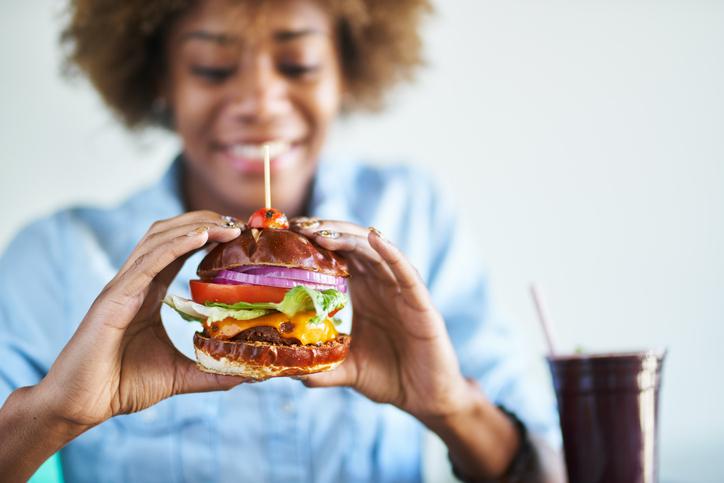 Vegan cheeseburger stuttgart