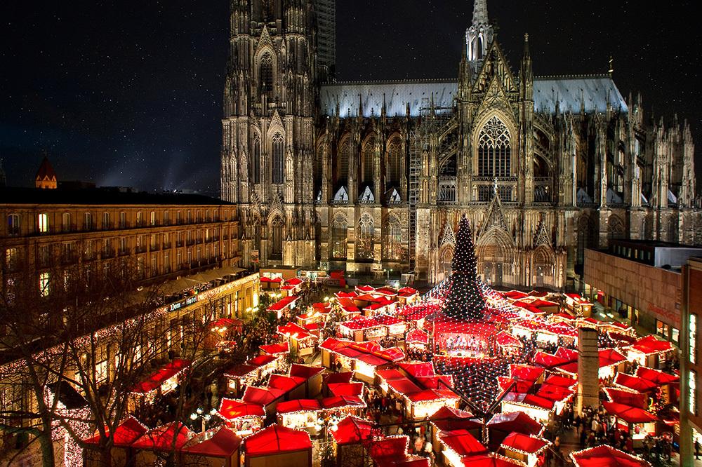 Weihnachtsmarkt Cologne