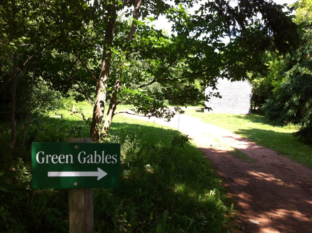 Anne of Green Gables Cavendish PEI
