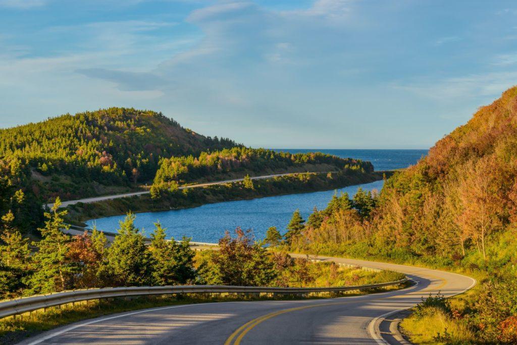 Cabot Trail Cape Breton NS