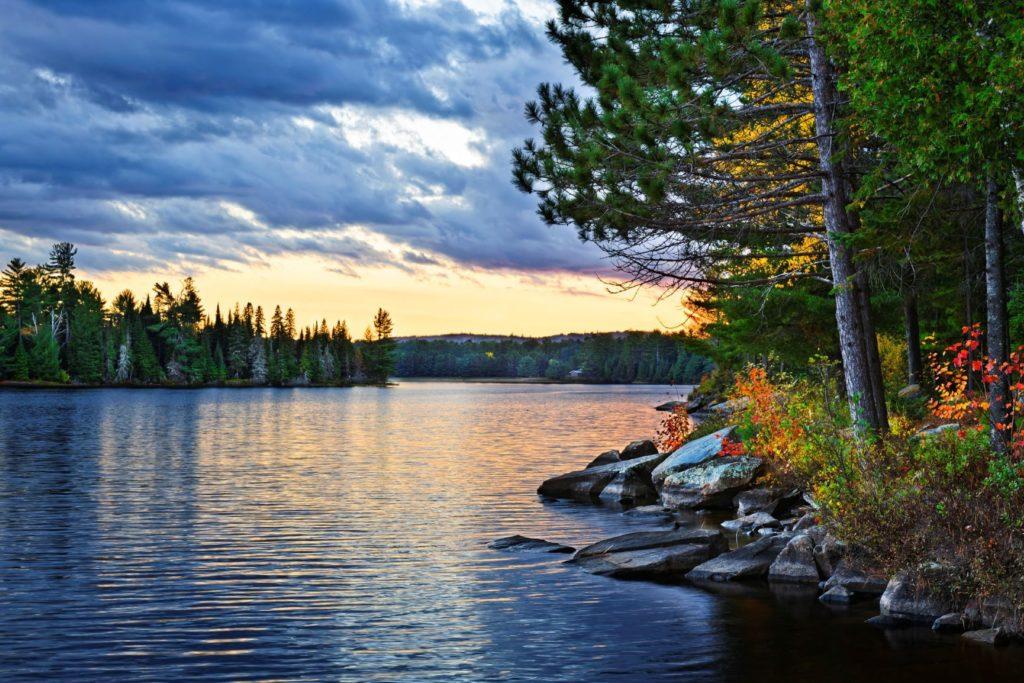 Canada Day Lake