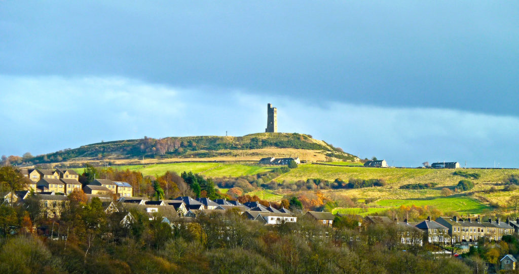 Castle Hill Yorkshire