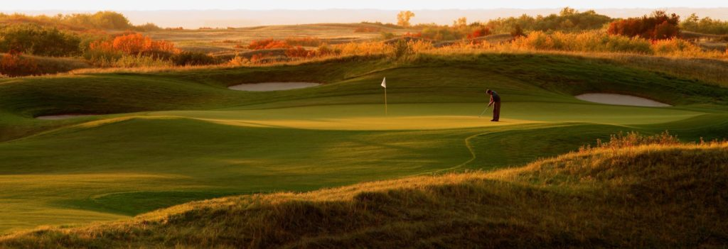 Dakota Dunes Golf Links Saskatchewan
