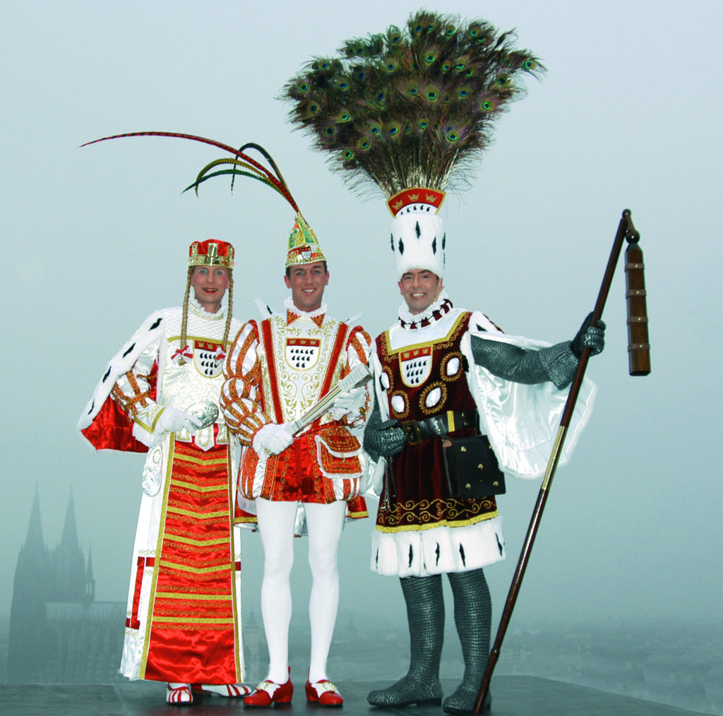 Dreigestirn Cologne Carnival