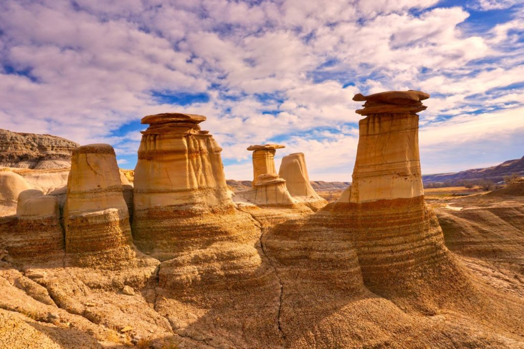Drumheller Badlands Southern Alberta Day Trips