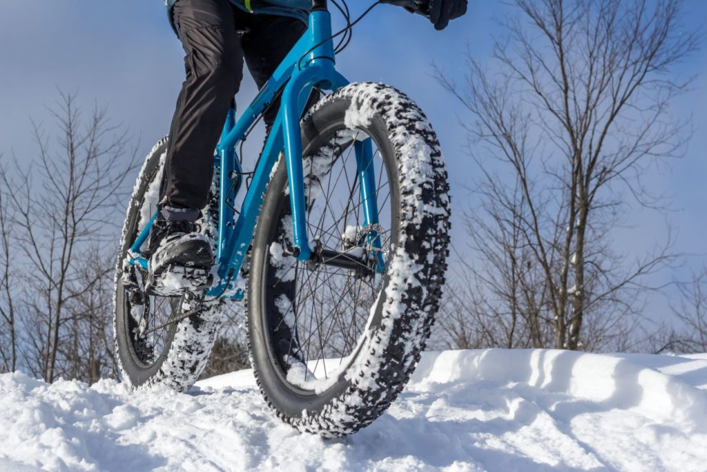 Fat Biking Thunder Bay