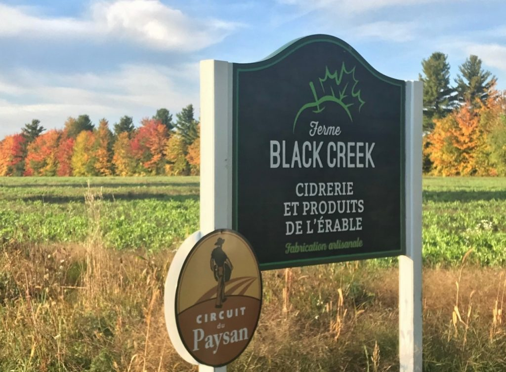 Ferme Black Creek Cider Route 1280x942