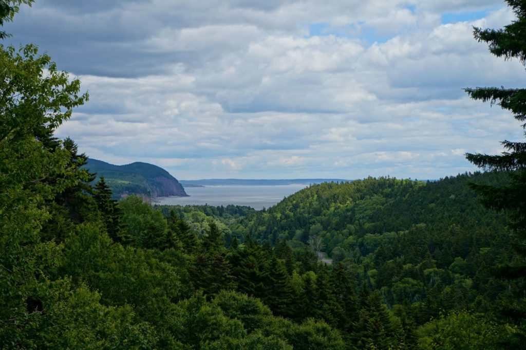 Fundy National Park Bay of Fundy