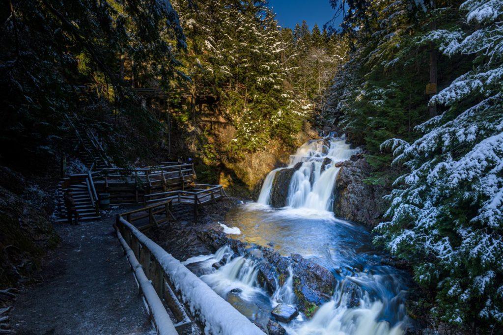 Joseph Howe Falls Truro Nova Scotia Eastern Canada Road Trip