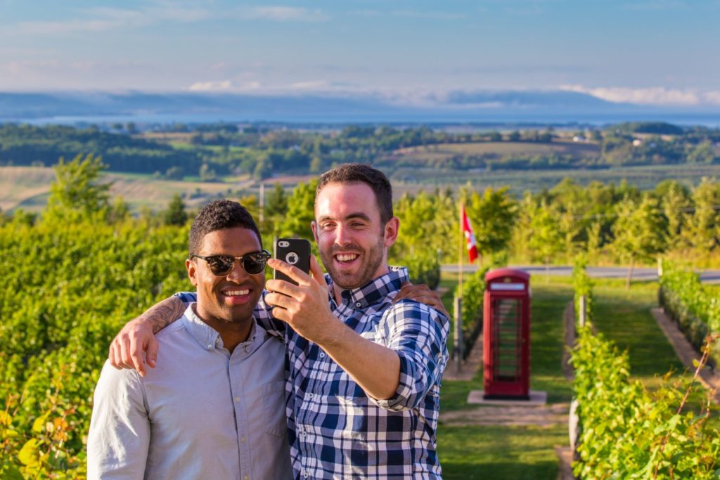 Luckett Vineyards Annapolis Valley Nova Scotia