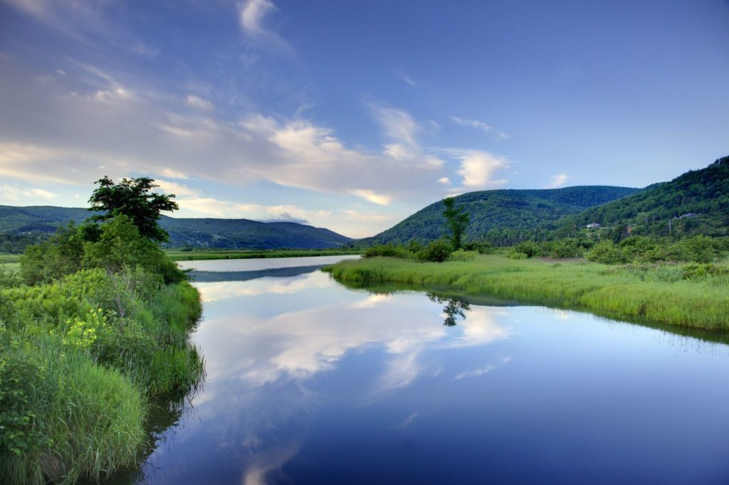 Margaree River Nova Scotia