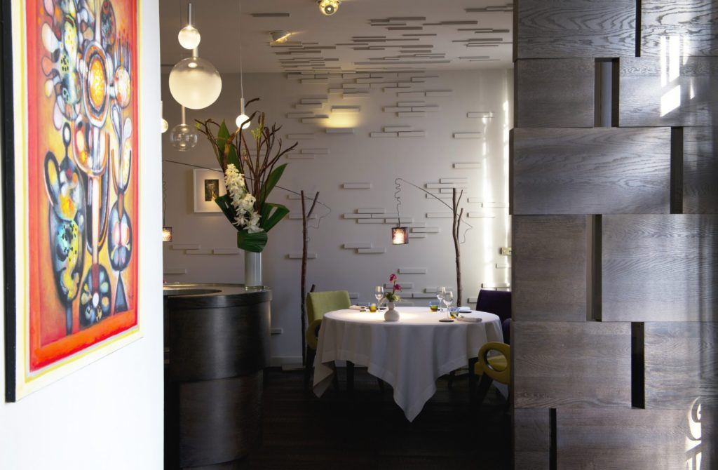 Michel Sarran restaurant in Toulouse