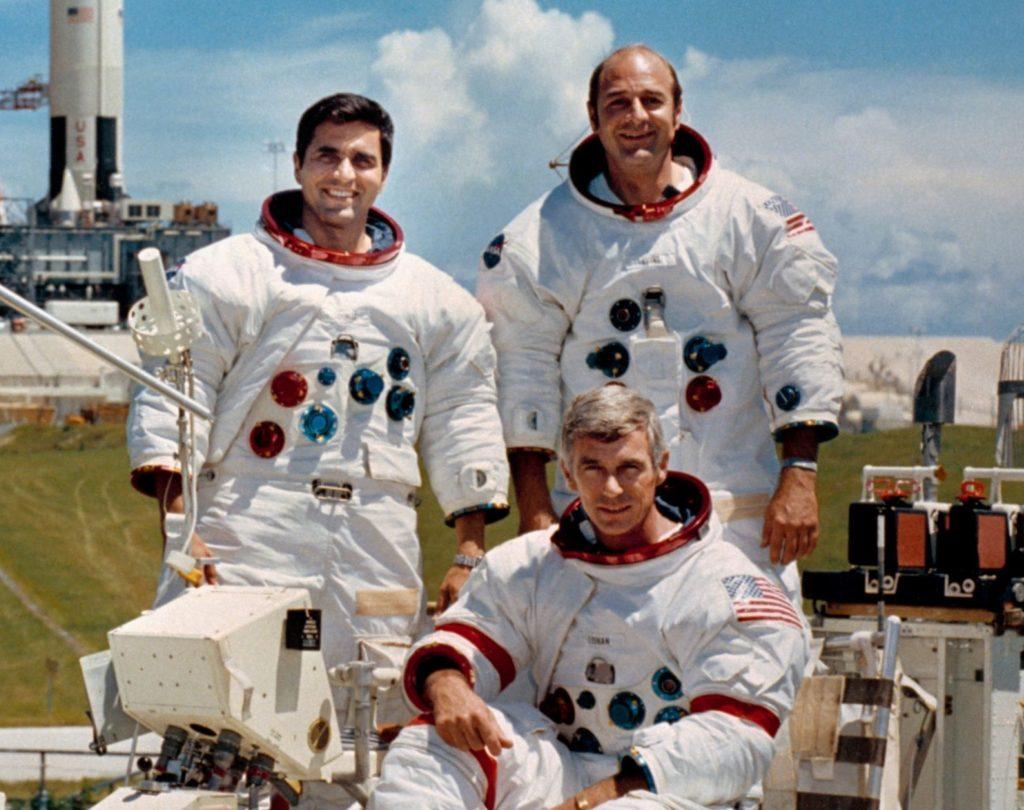 NASA Apollo Mission Sudbury ON Crew