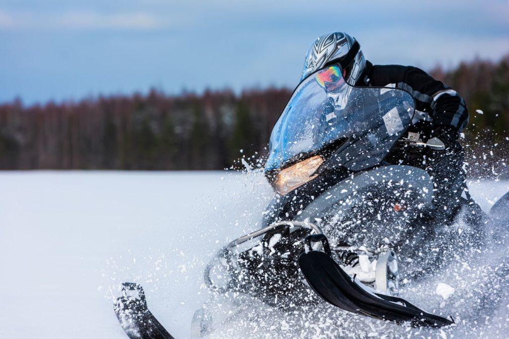 New Brunswick Snowmobile Trails