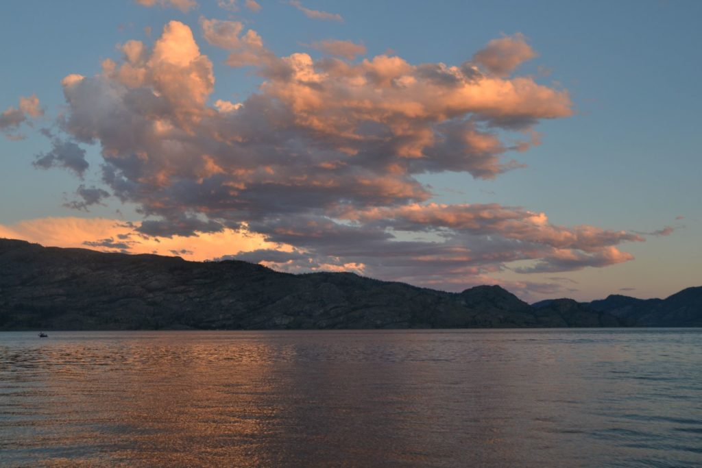 Okanagan Lake H3