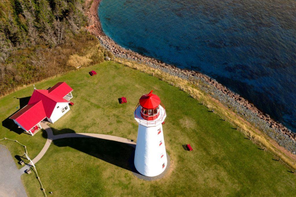 Point Prim PEI Lighthouses