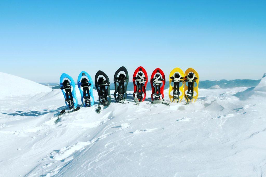 Snowshoeing Image 3