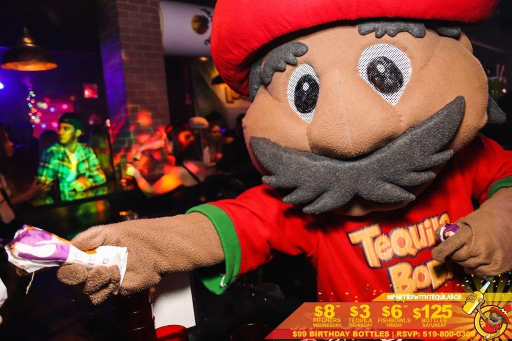 Tequila Bobs Bob