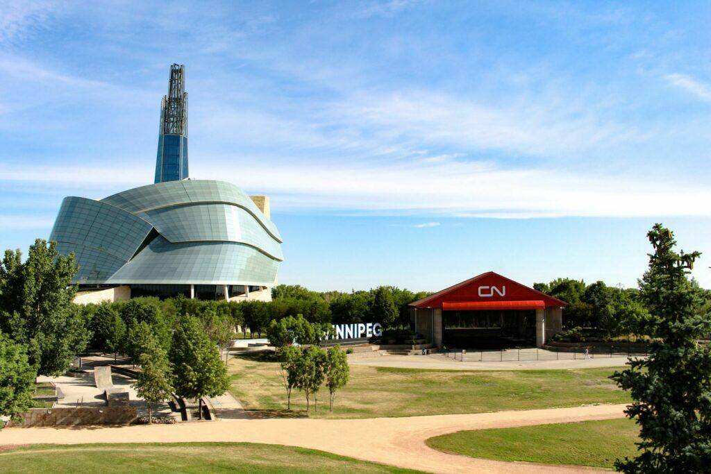 The Forks Credit Travel Manitoba