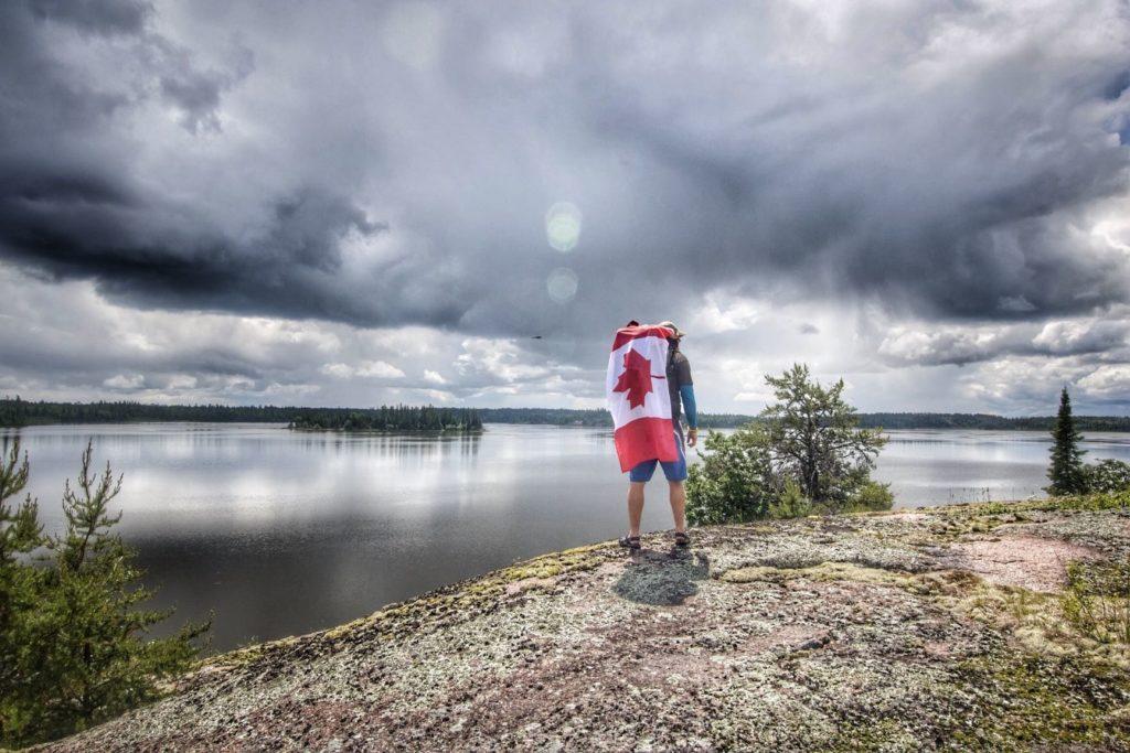 Whiteshell Provincial Park Manitoba